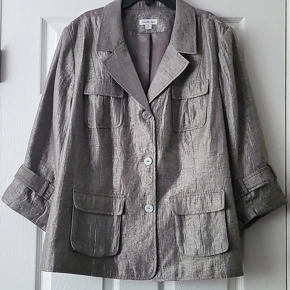 Joan Rivers Blazer Jacket